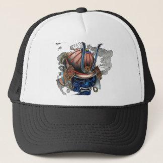 武士のトラック運転手の帽子 キャップ