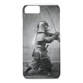 武士の写真のiPhone 7の場合 iPhone 8/7ケース