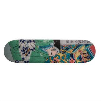 武士の将軍 オリジナルスケートボード