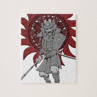 武士の戦士日本 ジグソーパズル