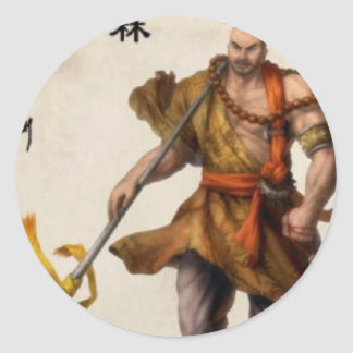 武士の戦士 ラウンドシール