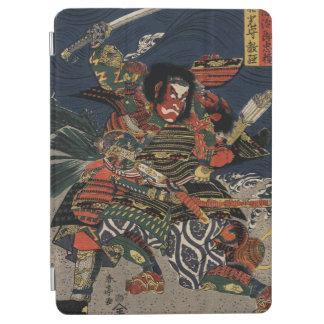 武士の戦士TadanoriおよびNoritsune iPad Air カバー