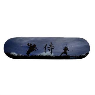 武士の決闘 21.6CM オールドスクールスケートボードデッキ