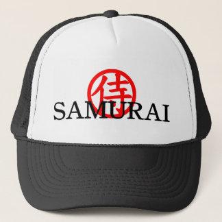 武士の漢字の帽子 キャップ