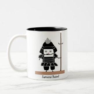 武士の米のマグ ツートーンマグカップ
