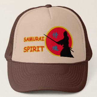 武士の精神の帽子 キャップ