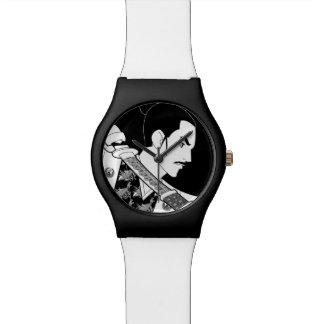 武士の腕時計 腕時計