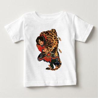 武士の英雄 ベビーTシャツ