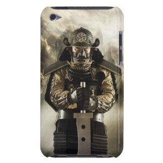武士の装甲のアジア人 Case-Mate iPod TOUCH ケース