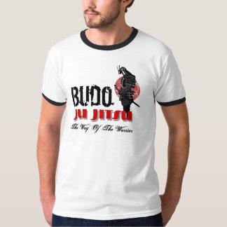 武士のbudoのjuのjitsuのTシャツ Tシャツ
