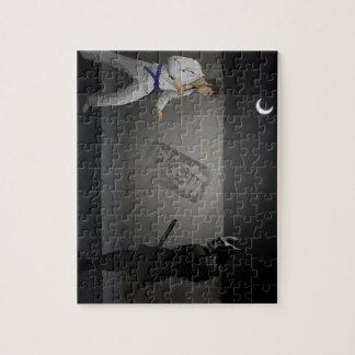 武士のDamashiの軍芸術家対武士 ジグソーパズル