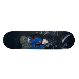 武士は死者を戦います スケートボード
