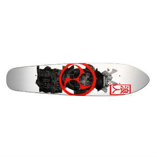 武士を削減して下さい 20.6CM スケートボードデッキ