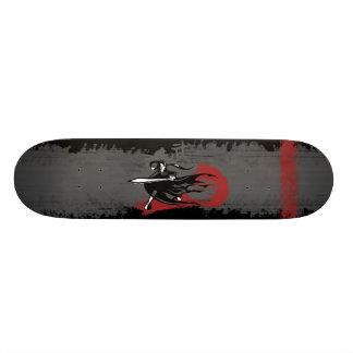 武士板 オリジナルスケートボード