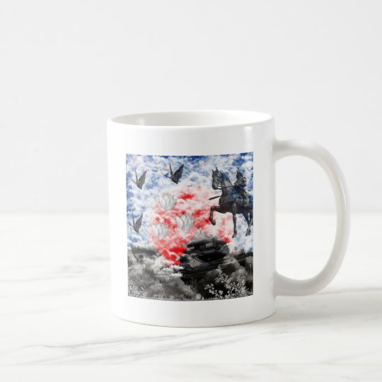武士道 コーヒーマグカップ