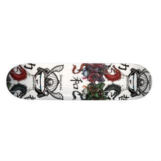武士 スケートボード