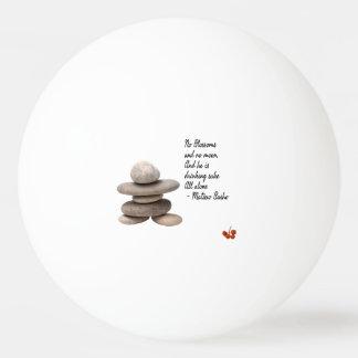 武士 卓球ボール