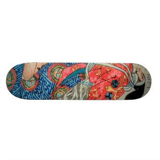 武士II スケートボード