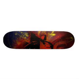 武士pt2 スケートボードデッキ