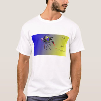 武装した及び危ないKali - Tシャツ