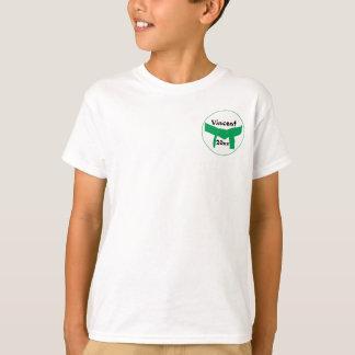 武道のグリーンベルト Tシャツ