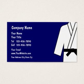 武道の名刺 名刺