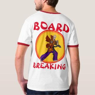 武道の破損 Tシャツ