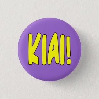 武道のKiaiボタン 缶バッジ