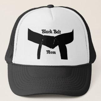 武道は黒帯のお母さんの帽子を嘆きます キャップ