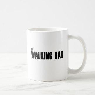 歩くのパパ コーヒーマグカップ