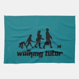 歩くの個人教師 キッチンタオル