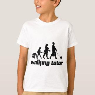歩くの個人教師 Tシャツ