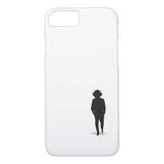 歩くの音楽人のやっとそこにiPhone 7の場合 iPhone 8/7ケース