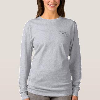 歩くのTシャツの~Wisdom Tシャツ