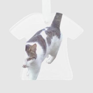 歩く猫 オーナメント
