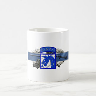 歩兵11C XVIIIの第18空輸隊 コーヒーマグカップ