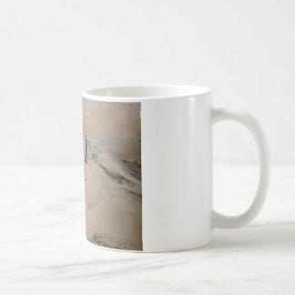 歪むことブルーノLiljefors -人の コーヒーマグカップ