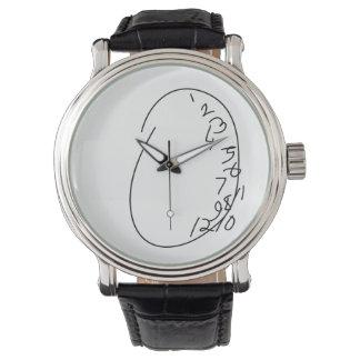 歪められた文字盤-グラハム 腕時計