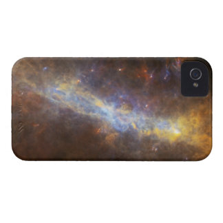 歪められた銀河のリングのiPhone 4/4Sの箱 Case-Mate iPhone 4 ケース
