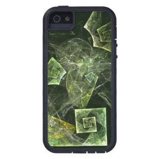 歪んだバランスの抽象美術 iPhone SE/5/5s ケース