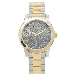 歪んだ 腕時計