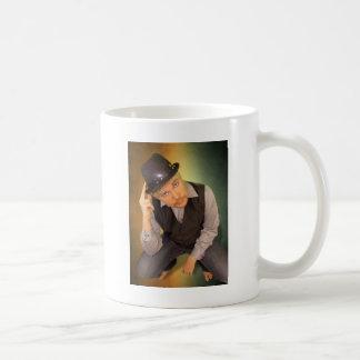 歪んだZyanの豪華なマグ- コーヒーマグカップ