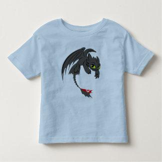 歯のないイラストレーション01 トドラーTシャツ
