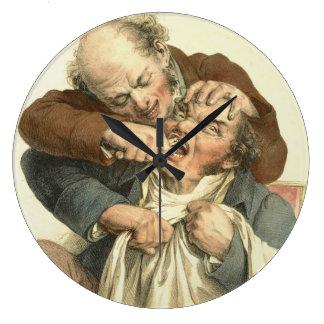 歯の抽出1790年 ラージ壁時計