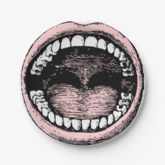 歯学部の卒業 ペーパープレート