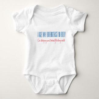 歯応えが良いママ-陽性の共同睡眠の母乳で育てること ベビーボディスーツ