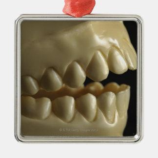 歯科モデル メタルオーナメント