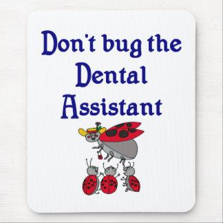 歯科助手のマウスパッド マウスパッド