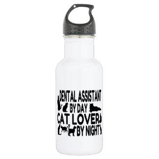 歯科助手の猫好き ウォーターボトル