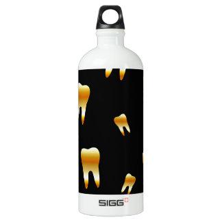 歯科医のための歯の壁紙 ウォーターボトル